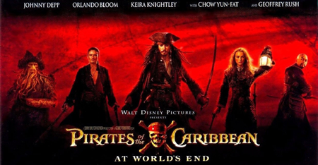 Pirates of the Caribbean At World End (2007) Hindi Dubbed Movie *BluRay*